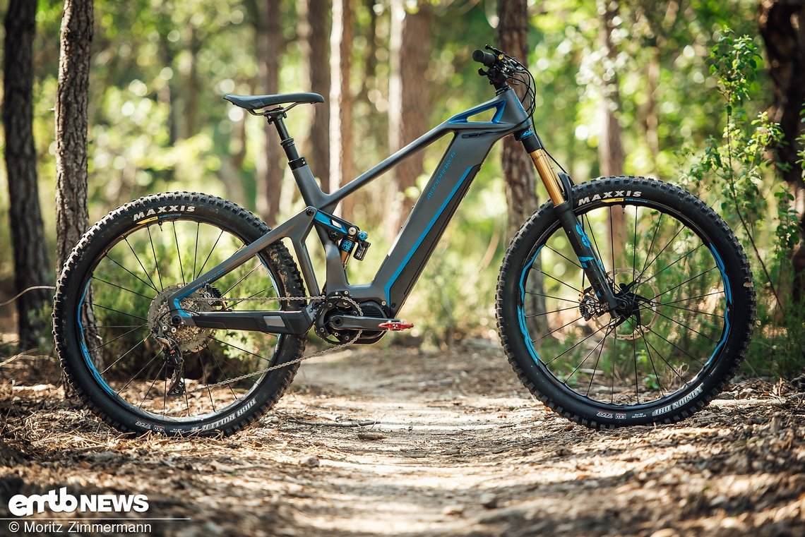 Mondraker E-Crusher