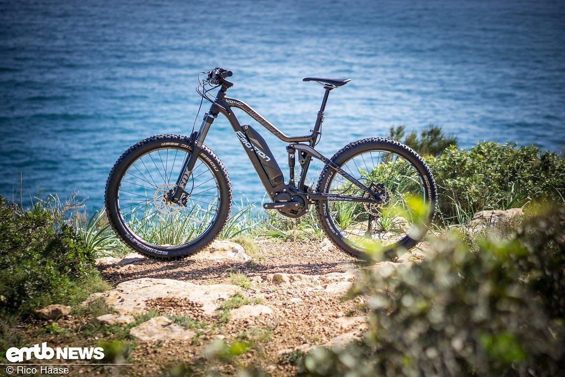 """BH Rebel Lynx 5.5 27.5"""" mit dem neuen PW-X Motor von Yamaha"""