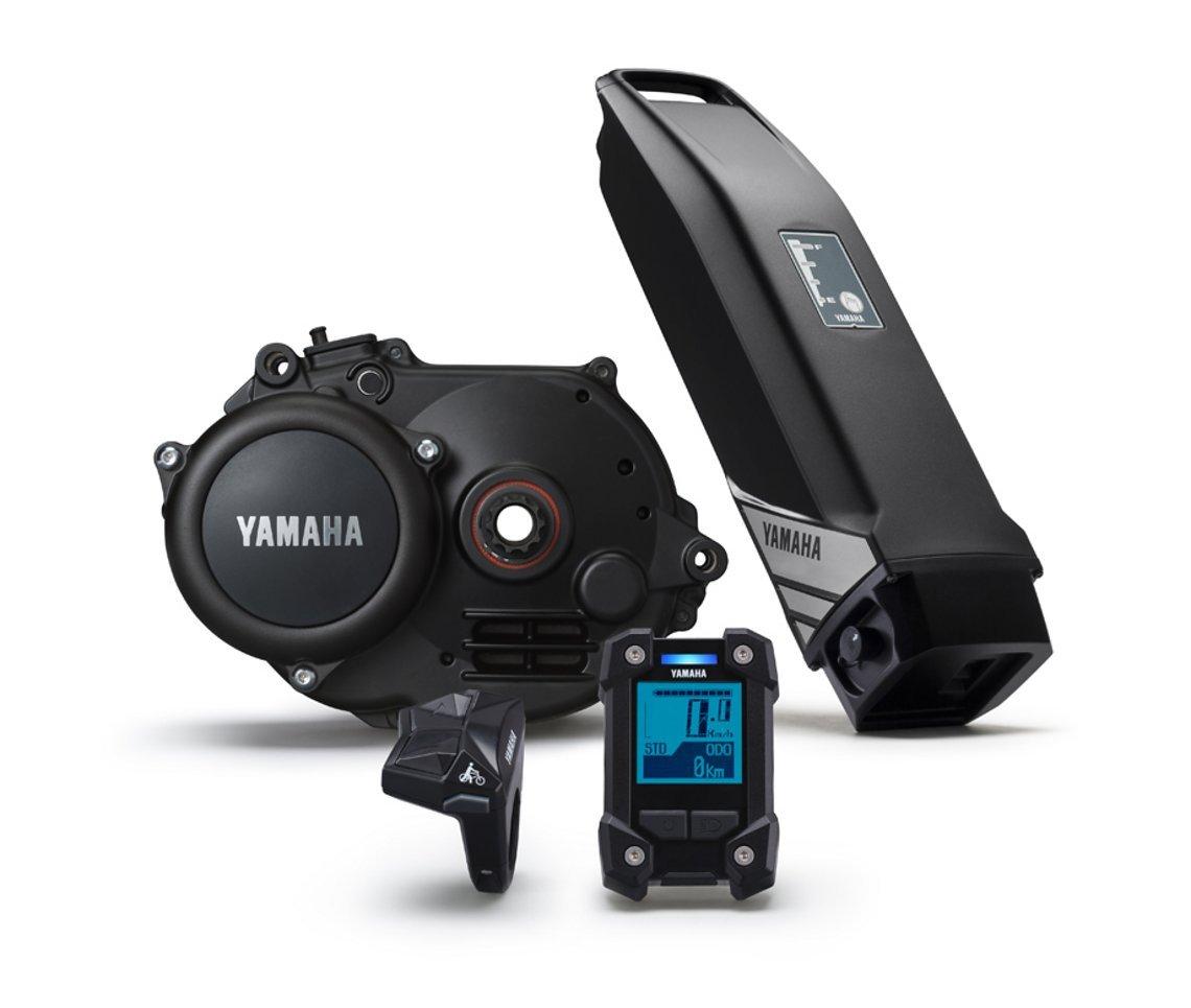 yamaha pw x vorstellung des neuen e mountainbike motors emtb. Black Bedroom Furniture Sets. Home Design Ideas