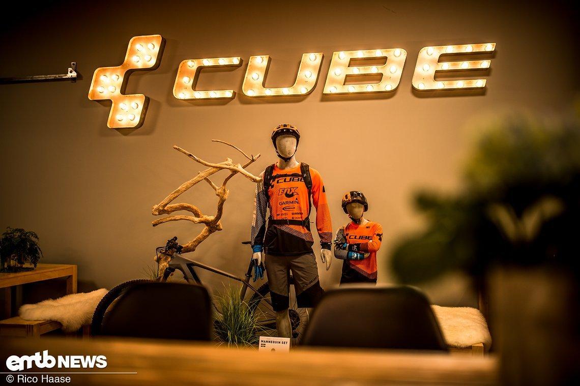 Der Premium-Hersteller Cube präsentiert seine Neuerungen am Firmensitz in Waldershof