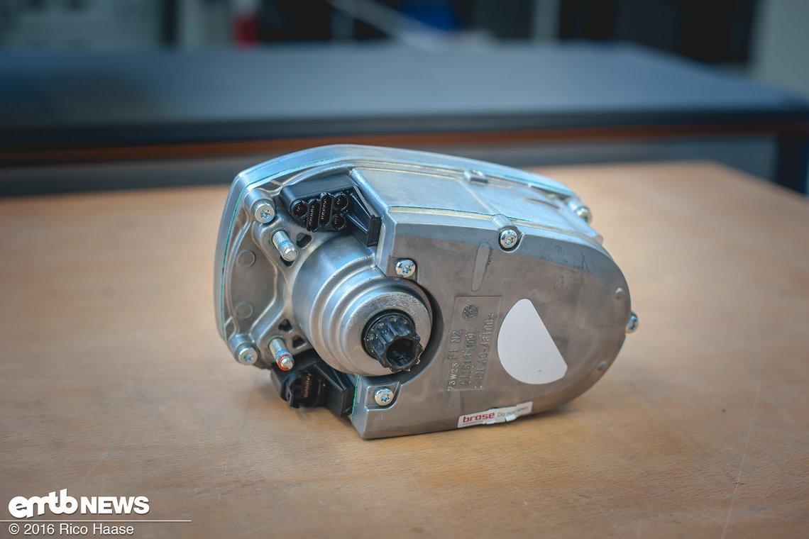 Der Brose-Motor, wie man ihn kennt