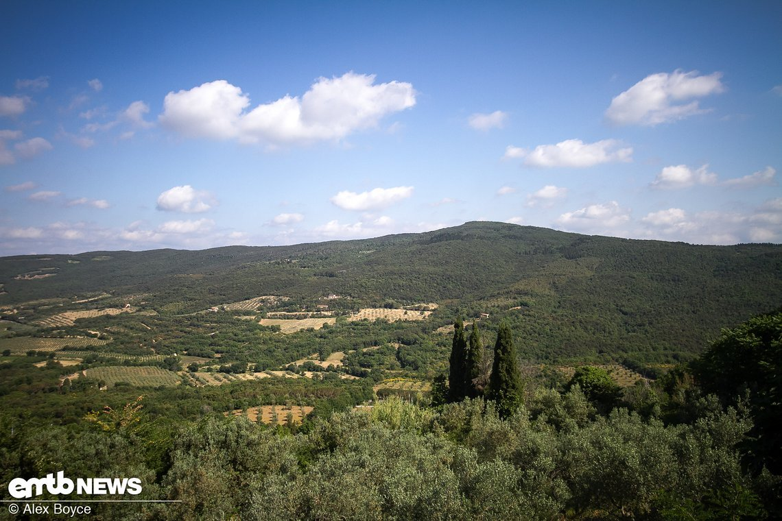 Monte Arsenti, Stage 1