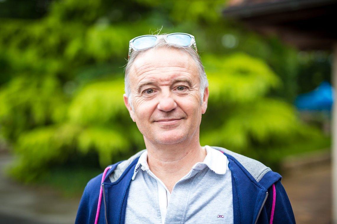 Gilles Lapierre leitet seit über 20 Jahren das Unternehmen Lapierre