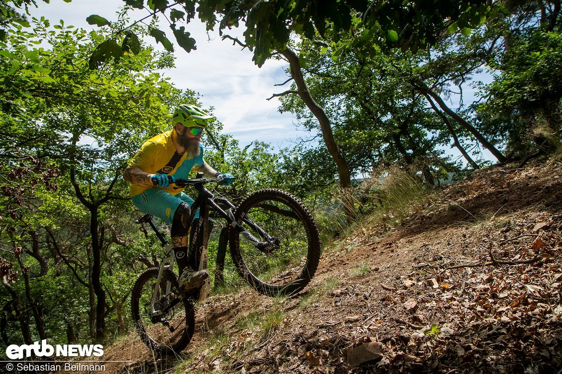 Uphill extrem
