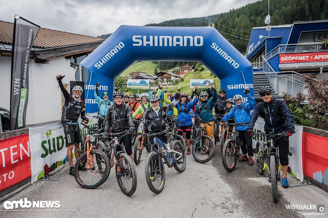 SHIMANO E – MOUNTAINBIKE Experience 2018