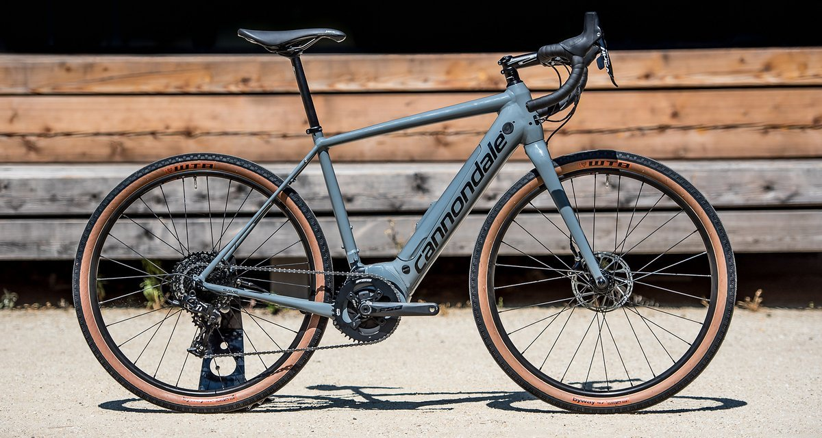 7380d4dacd0 Cannondale Synapse NEO SE review: A rally racer for the gravel ...