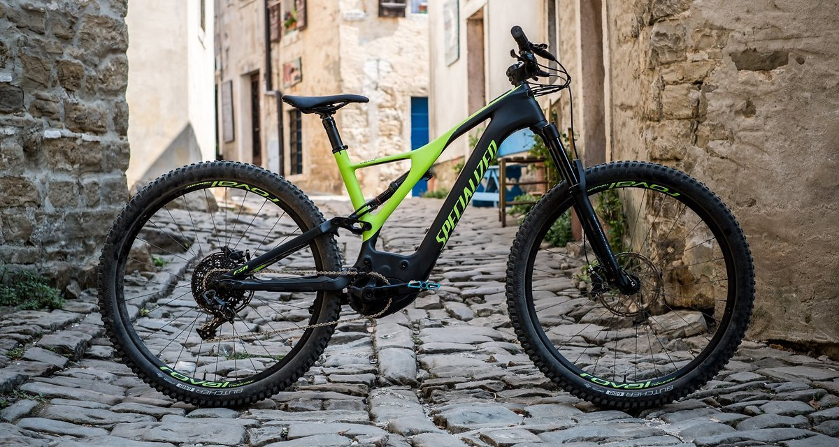 a28943a79bc Specialized Turbo Levo Expert FSR review First ride with the Levo —  revolution not evolution!