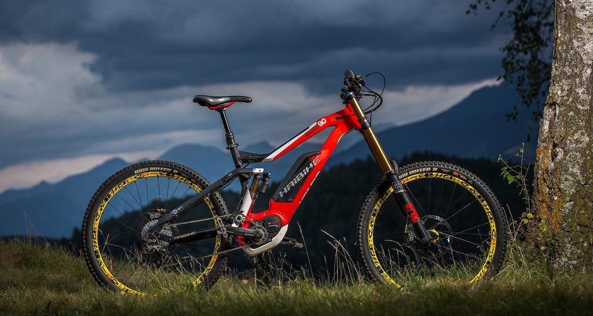 d30b3c2c97d Test: Haibike Xduro Dwnhll 9.0 – Say goodbye to lifts and shuttles ...