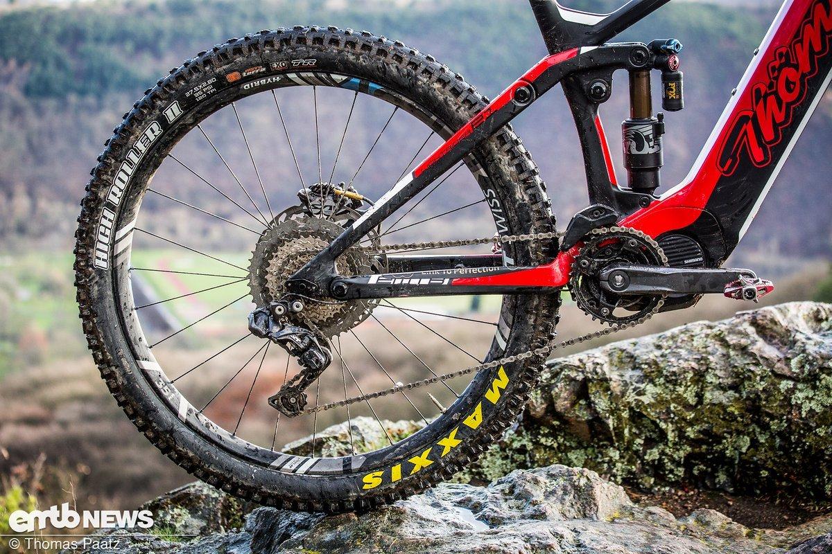 On Test: Thömus Lightrider E1 – Is the world's best E-Bike a