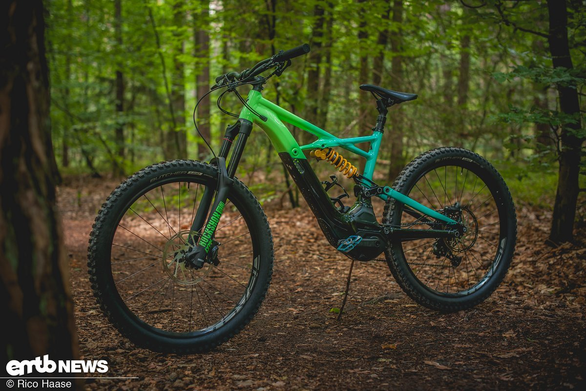 Specialized Turbo Kenevo: A New 180mm E-Enduro Bike – eMTB-News de