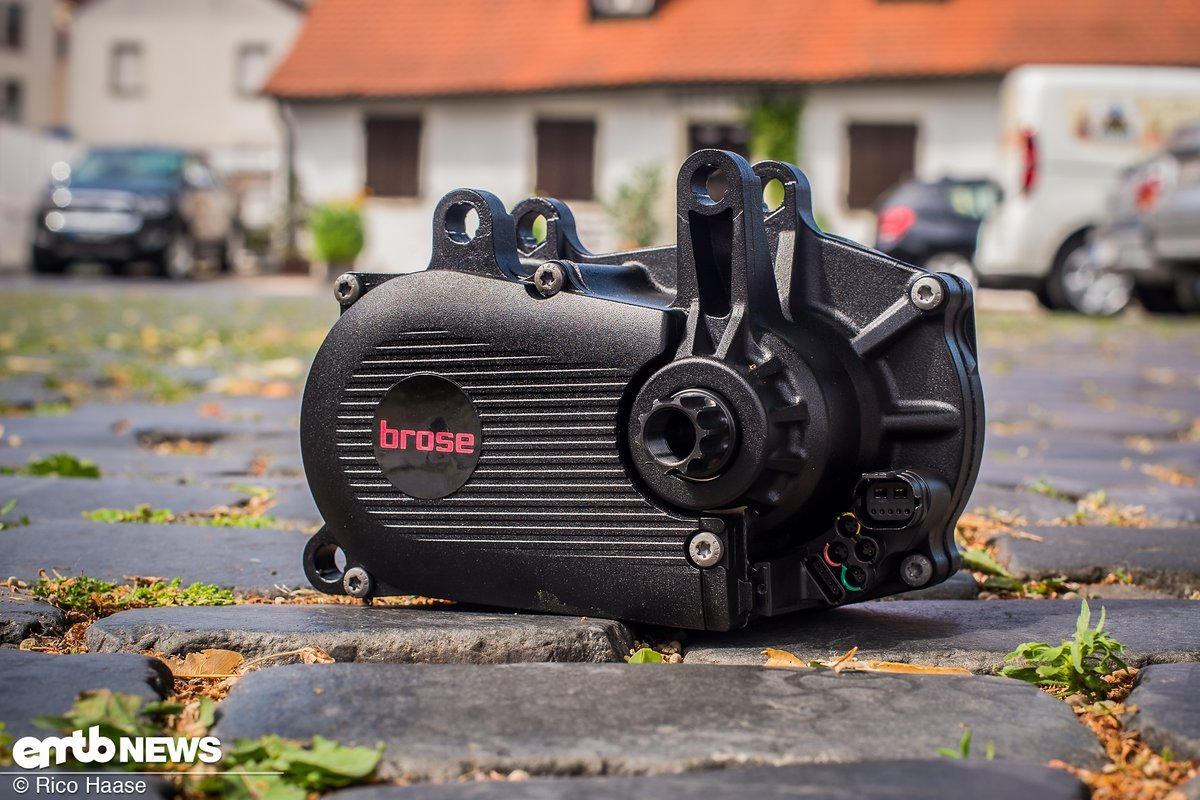 Brose Drive S Mag 2019: New compact lightweight Brose motor with a