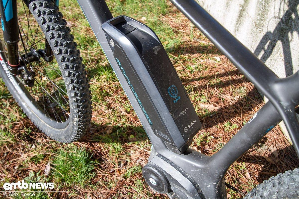 Das Bosch Nyon-Display ist mit allen Bosch CX-Motoren kompatibel