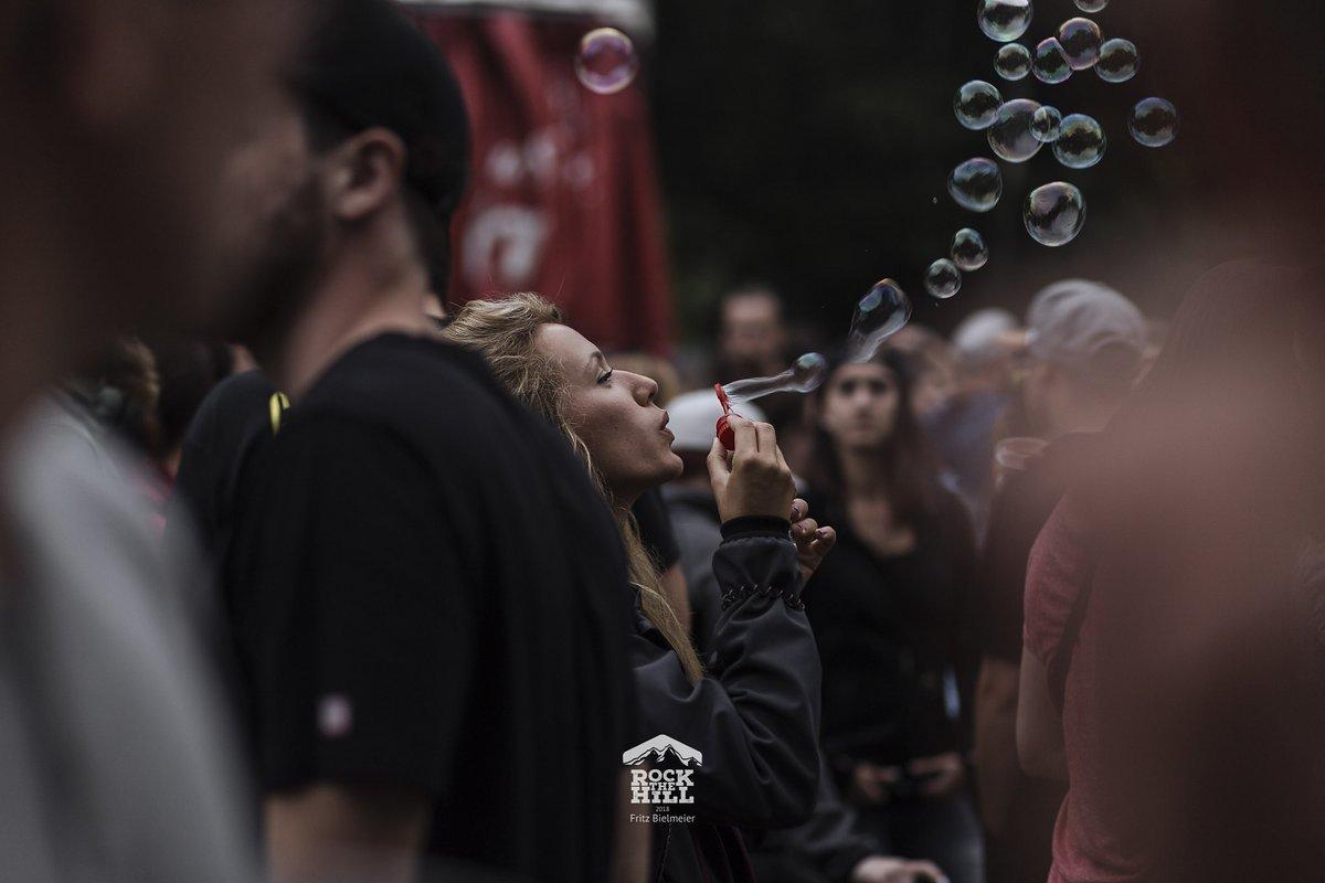Seifenblasen sind nur etwas für Kinder? Was für ein Quatsch!
