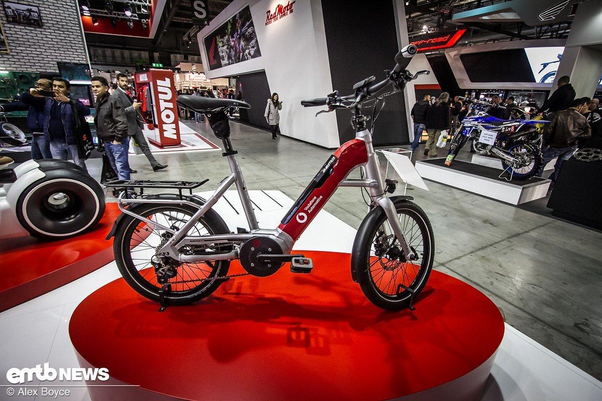 Ein Vodafone-E-Bike?