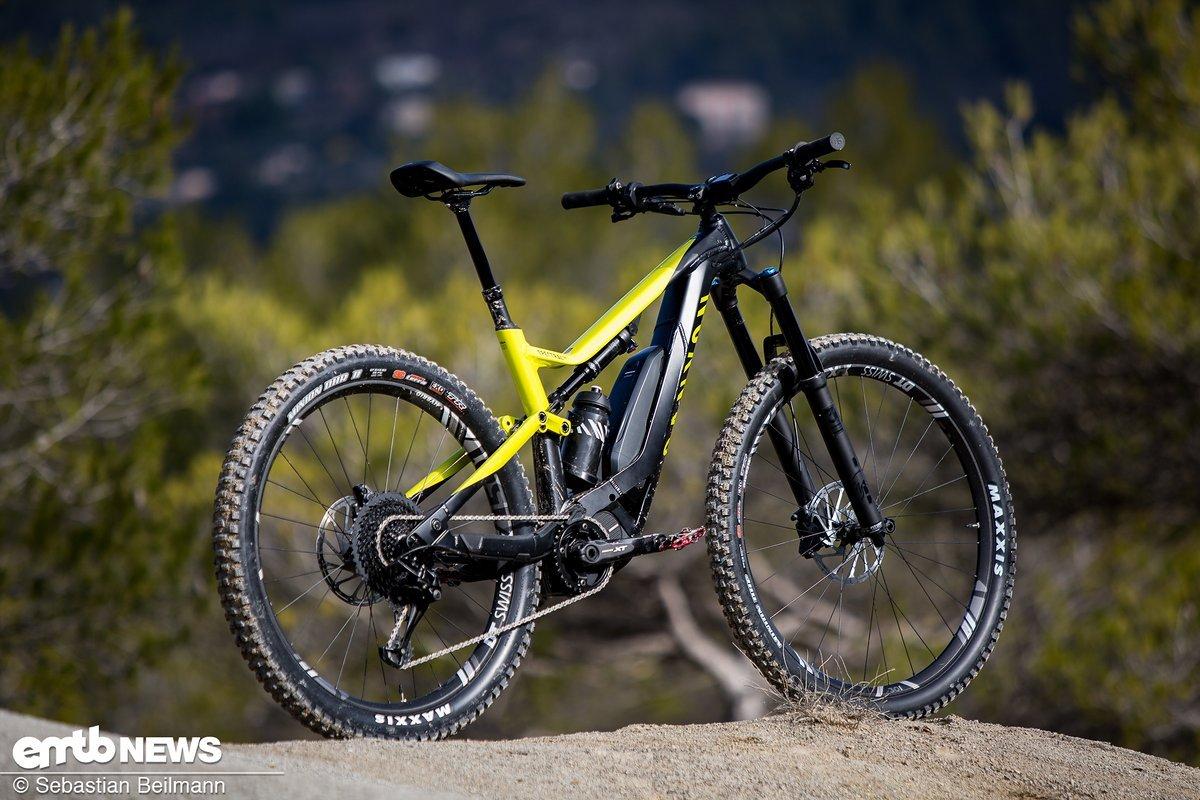 Review: Canyon Spectral ON – eMTB-News de