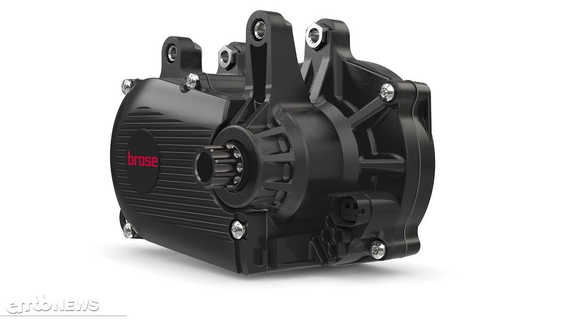 Brose Drive S Mag 2019: New compact lightweight Brose motor