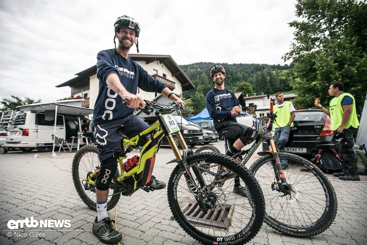 Enduro One 2017 in der Wildschönau – schön war's