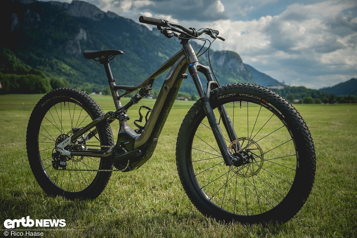 Specialized Turbo Levo Short Travel FSR CE 6Fattie
