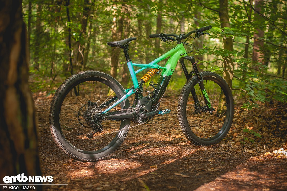 Specialized Turbo Kenevo: A New 180mm E-Enduro Bike – eMTB