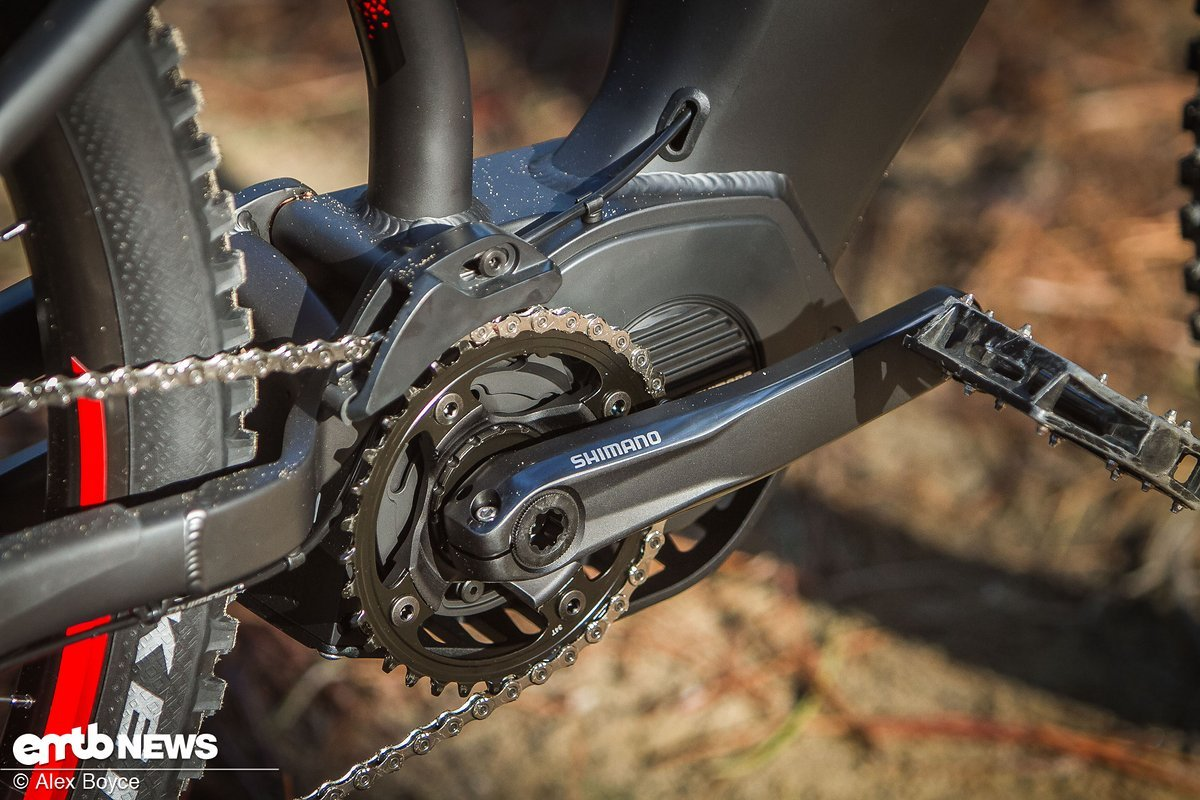 Shimano setzt Maßstäbe in der bei den E-Bike Motoren.