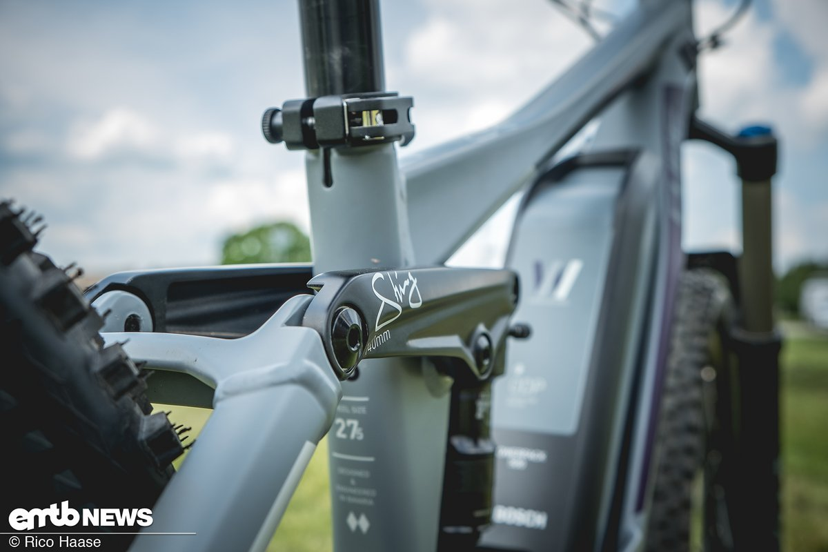 Unser Preis-Leistungs Tipp, das Cube Sting WLS Hybrid 140 SL 500