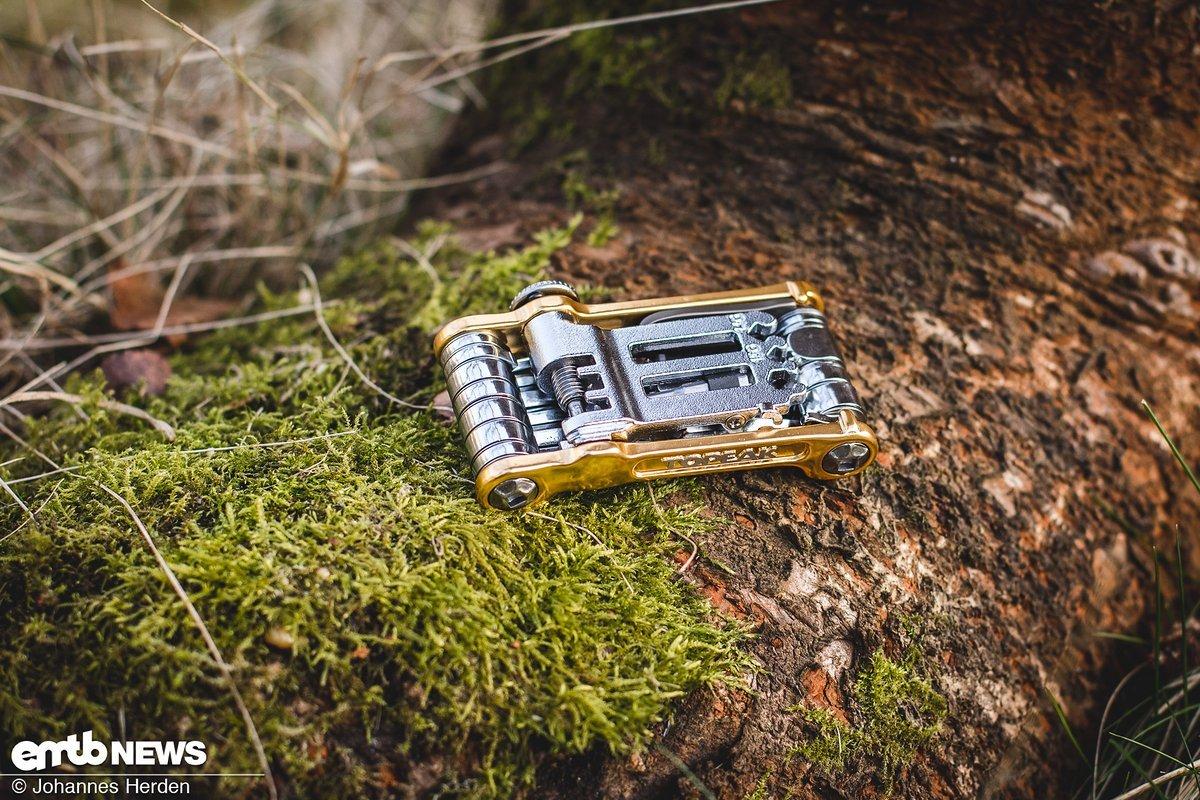 Der Testsieger: Das Topeak Mini Pro 20.