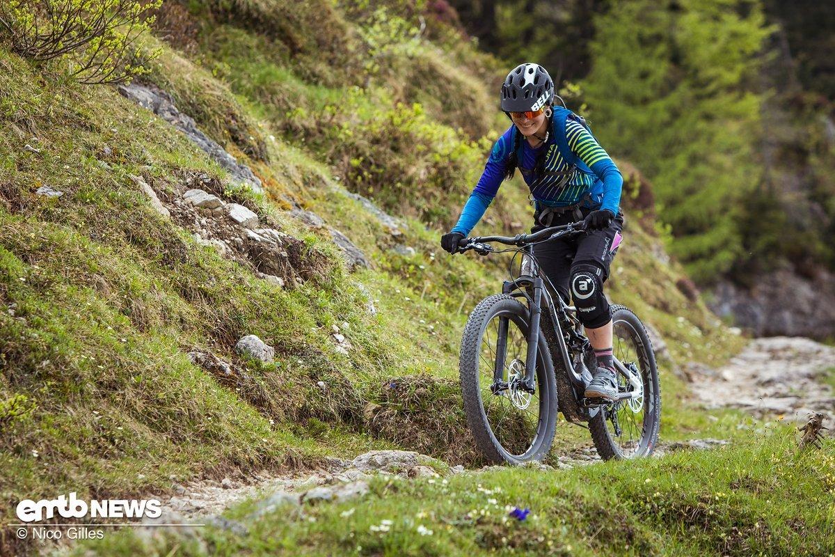 Auf jeder Art von Trails daheim – das Levo überzeugt nicht nur mit seinem Aussehen