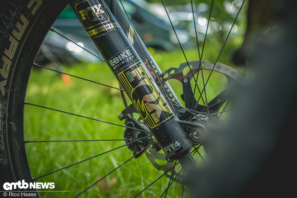Fox 36 E Bike Optimized Forks Whats The Deal Emtb Newsde