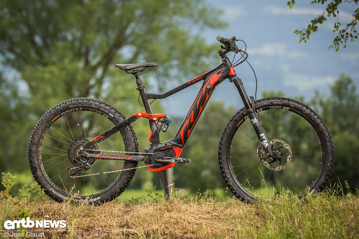 ktm 2018 emountainbikes with integrated batteries clean. Black Bedroom Furniture Sets. Home Design Ideas