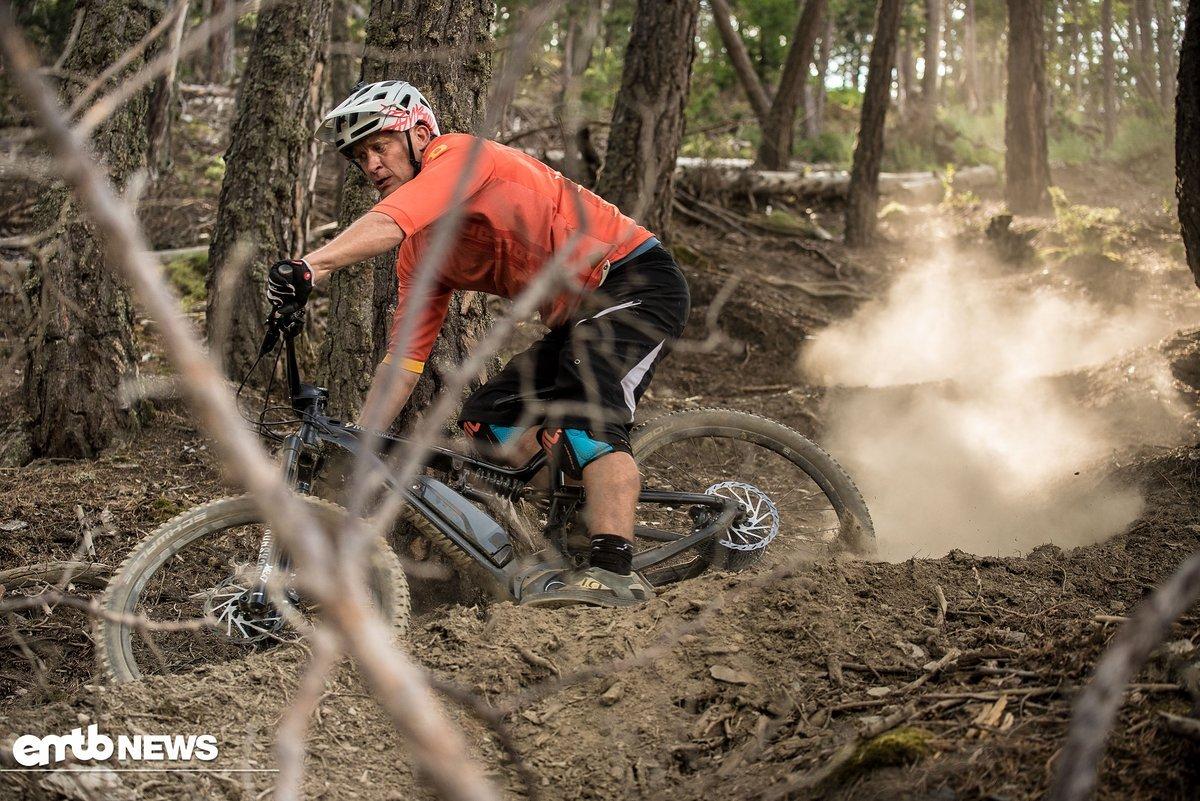Der Bikepark Val Nord ist ein perfekter Start um das Commençal Meta Power zu testen.