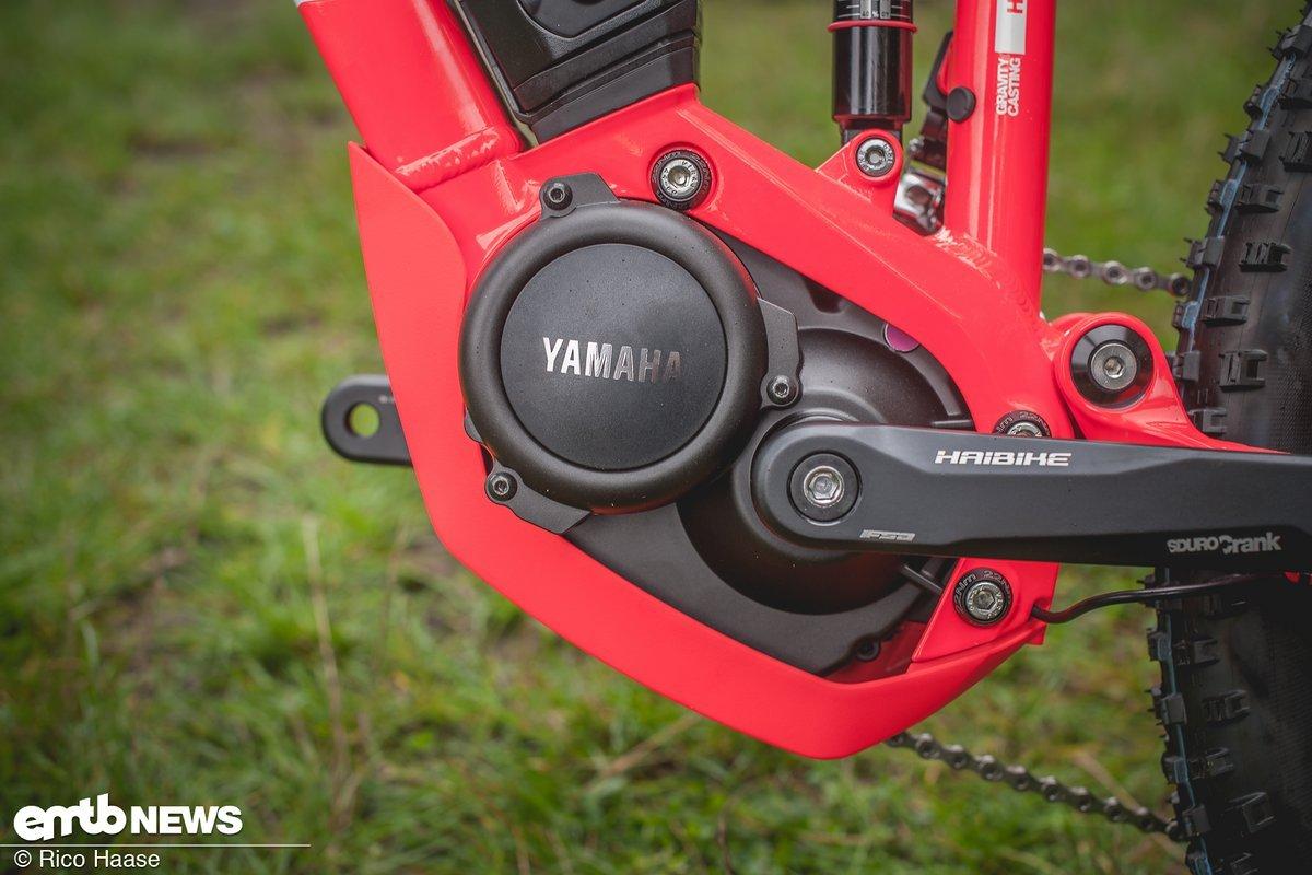 Der neue Yamaha PW-SE-Motor mit veränderter Motorsteuerung