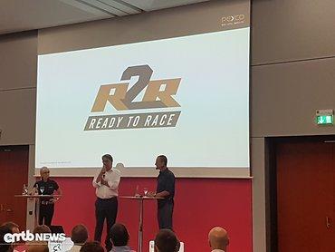 Ready 2 Race - so heissen auch KTM-Motorräder in China, weil KTM dort der Marken-Name gestohlen wurde