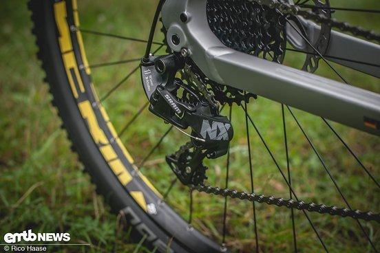 SRAM NX 11-fach Schaltung