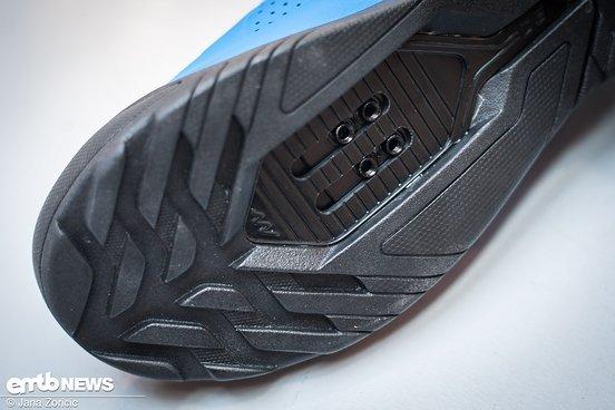 Exobeam-Sohle Enduro-Schuh