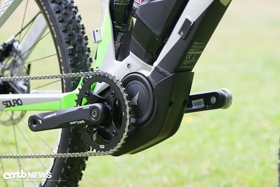 yamaha pw x vorstellung des neuen e mountainbike motors. Black Bedroom Furniture Sets. Home Design Ideas