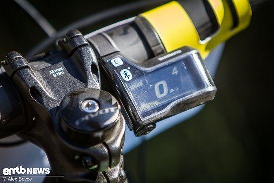 Einige Fahrer benutzten nur sehr wenig Batterie bis Stage 4.