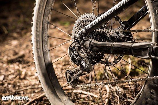SRAMs EX1 ist unserer Meinung nach derzeit die beste Schaltgruppe für E-Bikes