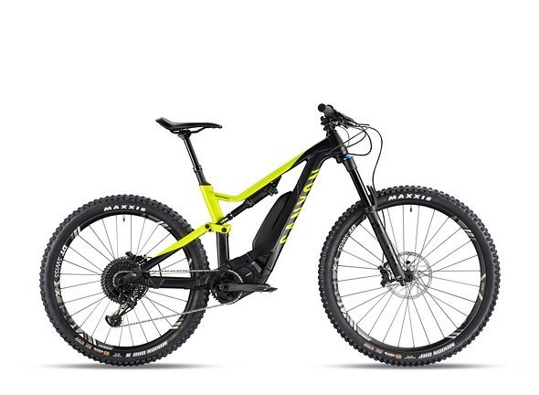 Canyon Spectral:ON 8: Preis 4.999 EUR