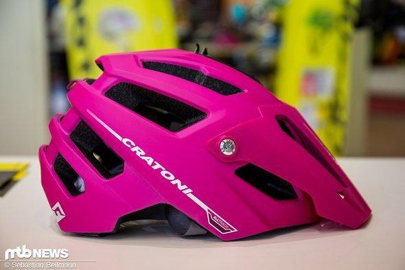 ... in der neuen Farbe pink ...