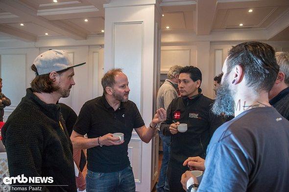 Claus Wachsmann erklärt, was für ihn eMTB-Racing ausmacht