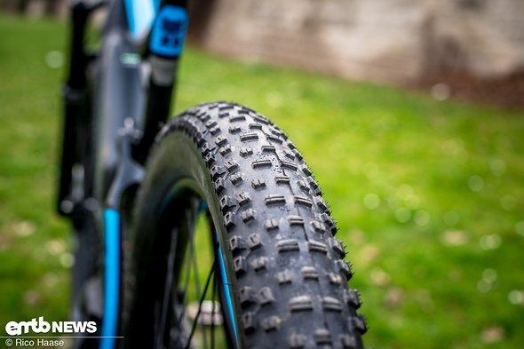 Die Kenda Havoc-Reifen
