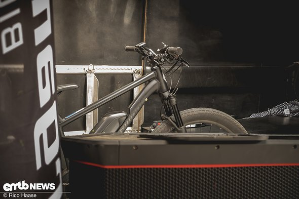 E-Dirtbike bei Bergamont
