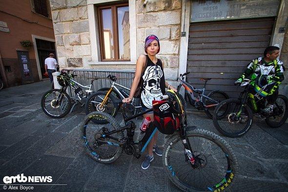 Focus Bikes sind durchaus verbreitet auf dem Markt
