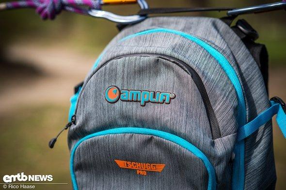 Hochwertige Materialien machen den Amplifi e-Track 23 zu einem robusten Begleiter