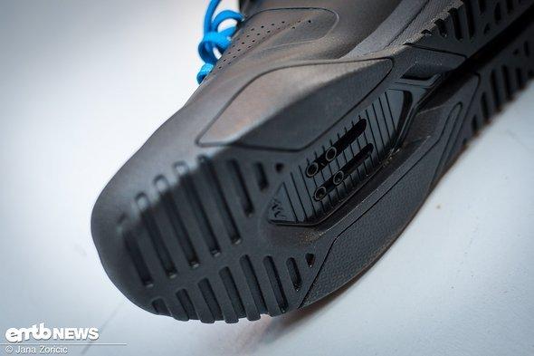 Exobeam-Sohle Downhill-Schuh