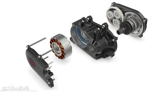 Brose Drive S Mag 2019: New compact lightweight Brose motor