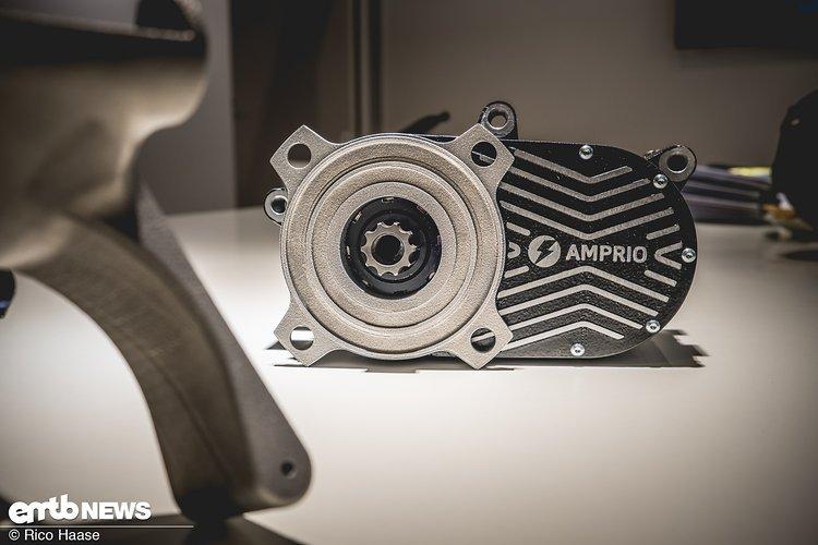 Der kompakte Motor von Amprio