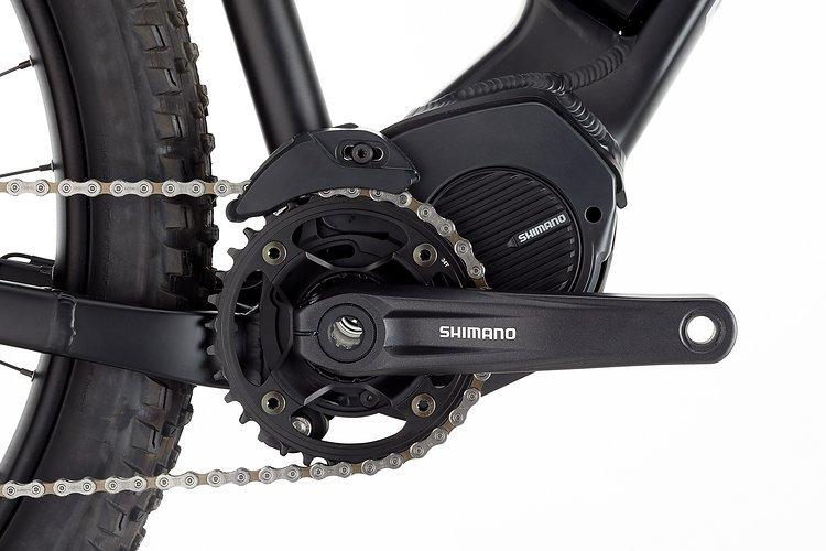 Der Shimano Steps E8000 – kraftvoll und zuverlässig