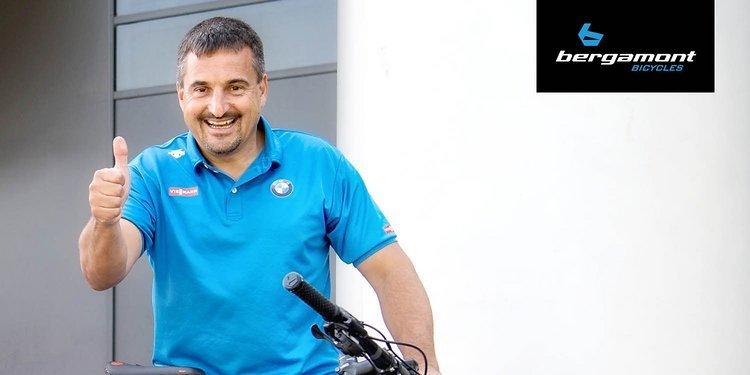 Auch Georg Hackl setzt auf E-Bikes.