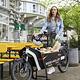 """Der neue Schwalbe """"Air Plus"""" Fahrradschlauch ist konzipiert für den Einsatz unter großen Lasten, wie etwa beim E-Cargobike."""